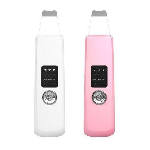 Urządzenia i akcesoria kosmetyczne, Peeling Kawitacyjny 6 w 1 Bezprzewodowy do twarzy