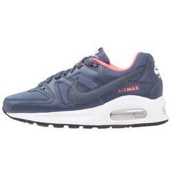 Nike Sportswear AIR MAX COMMAND FLEX Tenisówki i Trampki midnight navy/white/dark obsid