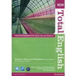 New Total English Pre-Intermediate Flexi Course Book 2 (opr. miękka)