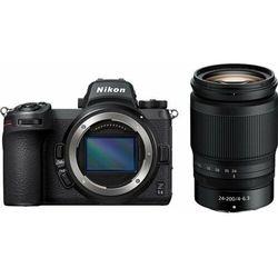 Nikon Aparat Z6II + obiektyw 24-200mm F4-6.3 VR czarny