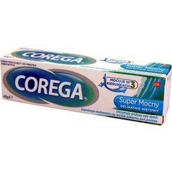 Corega Extra Strong - krem mocujący do protez 40g
