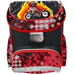 Hama tornister / plecak szkolny dla dzieci / Motorbike - Motorbike