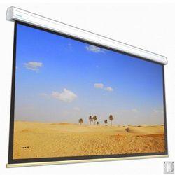 Ekran elektryczny Avers Solar 600x450cm, 4:3,White Ice