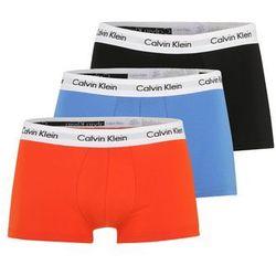 Calvin Klein Underwear Bokserki jasnoniebieski / pomarańczowy / czarny