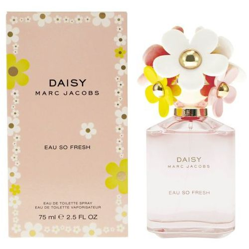 Wody toaletowe damskie, Marc Jacobs Daisy Eau So Fresh Woman 75ml EdT