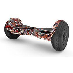 Elektryczna deskorolka SKYMASTER Wheels 11 Evo Smart Graffiti Brawl