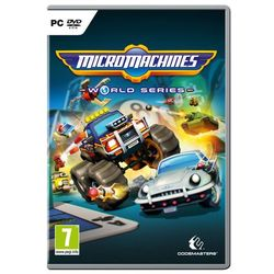 Micro Machines World Series (PC)