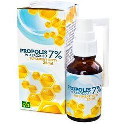 Propolis w aerozolu 7% 25ml