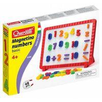 Tablice szkolne, Quercetti, Basic, Cyfry, tablica magnetyczna, 48 elementy