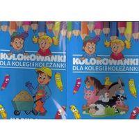 Kolorowanki, Pakiet Kolorowanki dla kolegi i koleżanki