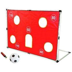 Zestaw piłkarski bramka piłka pompka tablica treningowa