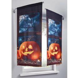 """Dekoracja okienna LED """"Dynia"""" (1 szt.) bonprix brązowo-pomarańczowy z nadrukiem"""