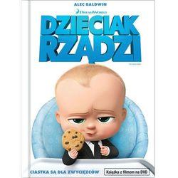 Dzieciak rządzi (DVD) + Książka