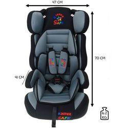 Fotelik samochodowy 9-36 kg KinderSafe Prestige GE-E Foteliki GE-E (-36%)