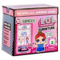 Figurki i postacie, L.O.L. Surprise - Mebelki z lalką Can Do Baby - Podroż 564928 Figurka MGA ENTERTAINMENT