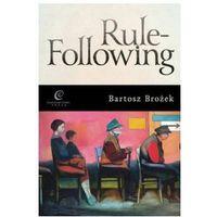 Filozofia, Rule-following (opr. twarda)