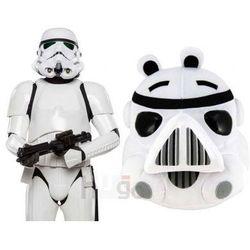 Duża Maskotka Angry Birds Star Wars 21cm pluszak Stormtrooper