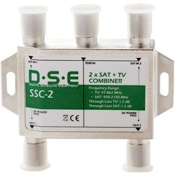 Sumator sygnału RTV SAT DSE SSC-2