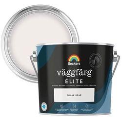 Farba ceramiczna Beckers Vaggfarg Elite polar bear 2,5 l