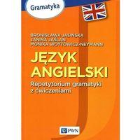 Książki do nauki języka, Język angielski. Repetytorium gramatyki z ćwiczeniami (opr. miękka)