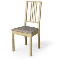 Dekoria Sukienka na krzesło barowe Henkrisdal krótka 136-14, krzesło barowe Henriksdal