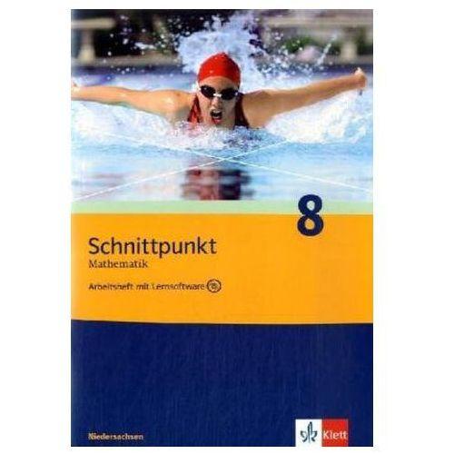 Pozostałe książki, 8. Schuljahr, Arbeitsheft m. CD-ROM Dorn, Matthias