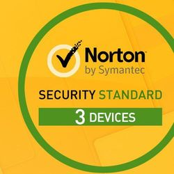 Norton Security 2017 Deluxe 3.0 1 Użytkowników, 3 Urządzenia