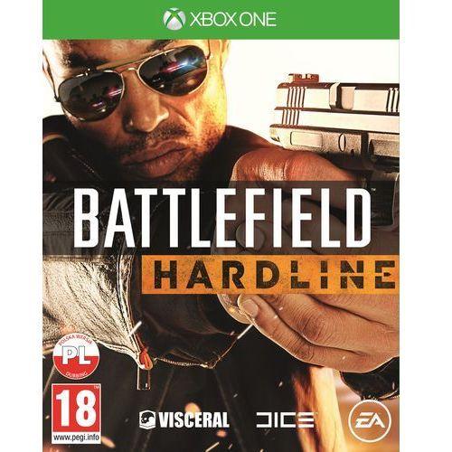 Gry na Xbox One, Battlefield Hardline PL XONE