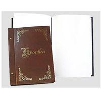 Pozostałe artykuły papiernicze, Kronika Warta 1829-025, A4/100k. brązowa