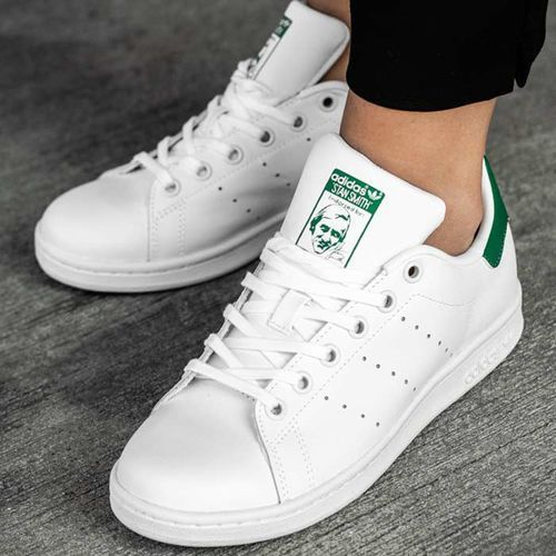 Pozostałe obuwie dziecięce, Adidas Stan Smith J (M20605)