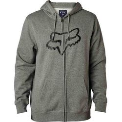 bluza FOX - Legacy Foxhead Zip Fleece Heather Graphic (185) rozmiar: 2X