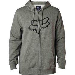 bluza FOX - Legacy Foxhead Zip Fleece Heather Graphic (185) rozmiar: L