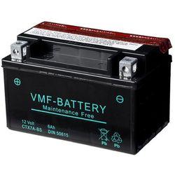 VMF Powersport Akumulator Liquifix, 12 V, 6 Ah, MF YTX7A-BS Darmowa wysyłka i zwroty