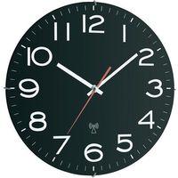 Zegary, Zegar ścienny analogowy TFA 60.3509 Sterowany radiowo, (ØxG) 300 mmx40 mm