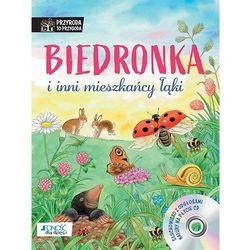 Biedronka i inni mieszkańcy łąki. Książka z płytą CD (opr. twarda)