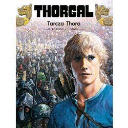 Thorgal. tarcza thora. t. 31 w.2020 - grzegorz rosiński,yves sente