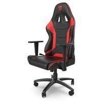 Fotele dla graczy, Fotel SPC GEAR SR300 V2 Czerwony DARMOWY TRANSPORT