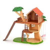 Figurki i postacie, Sylvanian Families Domek na drzewie 2882 - BEZPŁATNY ODBIÓR: WROCŁAW!