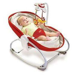 Le�aczek- bujaczek krzese�ko 3w1 Tiny Love (czerwony)
