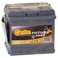 Akumulator Centra Futura 12V 53Ah 540A P+ (wymiary: 207 x 175 x 190) (CA530)