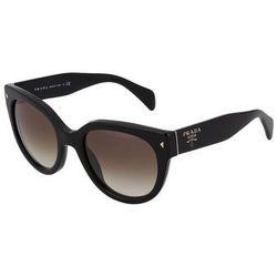 Prada Okulary przeciwsłoneczne schwarz