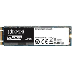 Kingston A1000 240GB M.2 2280 PCI-e NVMe 1500/800MB/s