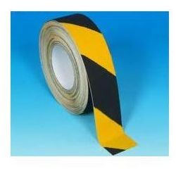 Taśma antypoślizgowa samoprzylepna żółto czarna