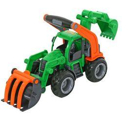 Wader QT Grip Truck Traktor Ładowarka z łyżką