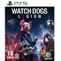 Gry na PS5, Watch Dogs Legion (PS5)