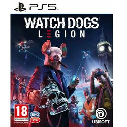 Gra PS5 Watch Dogs Legion