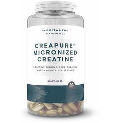 Creapure® Mikronizowana Kreatyna - 245Kapsułki