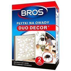 BROS 2szt Duo Decor Płytki na owady