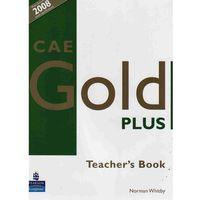 Książki do nauki języka, CAE GOLD PLUS Teacher's Resource Book (opr. miękka)