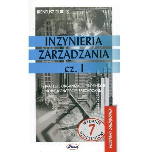 Psychologia, Inżynieria zarządzania część 1 (opr. miękka)